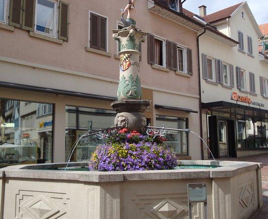 Der Frauleinsbrunnen