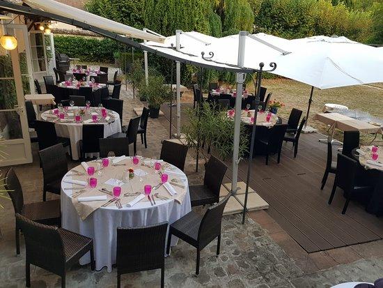 Cosy et chaleureux - Photo de Le Jardin Des Lys, Moret-sur ...