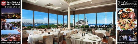 Cihannuma 360° Panorama Restaurant