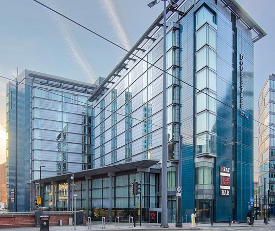 DoubleTree by Hilton Manchester Piccadilly, hoteles en Manchester