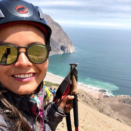 Регион Арика и Паринакота, Чили: Trekking Caleta Vítor
