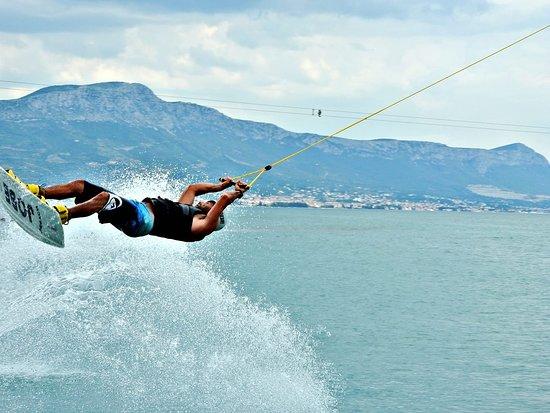 Kastel Stafilic, Hrvatska: ;)