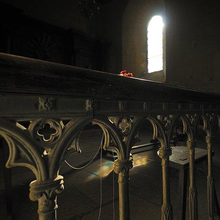© PERICAT Intérieur église des Billanges - Les Billanges