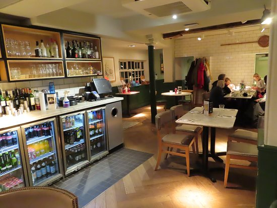 Pizza Express Picture Of Pizza Express Ludlow Tripadvisor