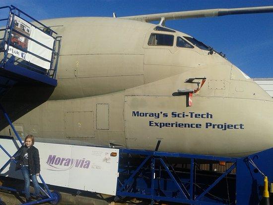 Morayvia: The Nimrod..