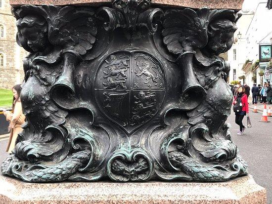 Queen Victoria Statue Foto