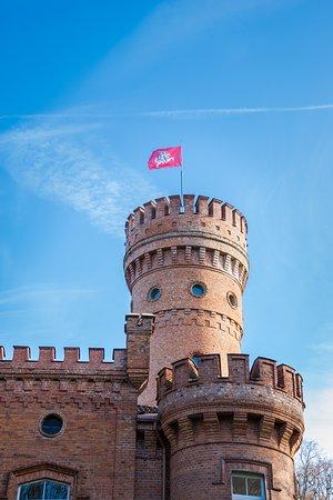 РАУДОНСКИЙ ЗАМОК (Raudonės pilis) - г. Раудоне, р-н Юрбаркас, Литва.