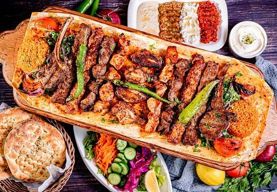 مطاعم ابو ظبي التركية