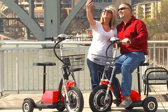 Pigeon Forge Scooter Rentals
