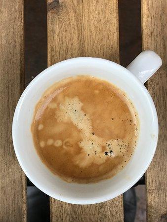 Sabahları kahveler bizden