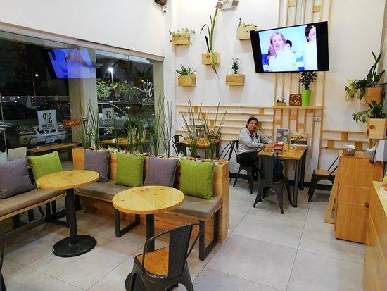 Ciudad Cariari, Costa Rica: Sip Juice Bar