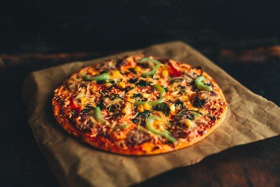 Al Mahallah al Kubra, Египет: pizza