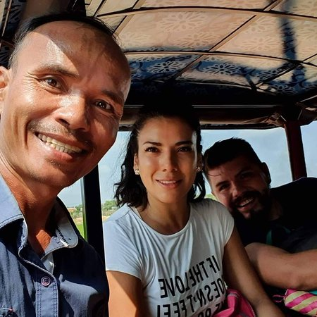 ‪Chalky Siem Reap Private Driver‬