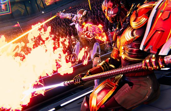 Physically fight inside a virtual arena in Unbound Fighting League (UFL).