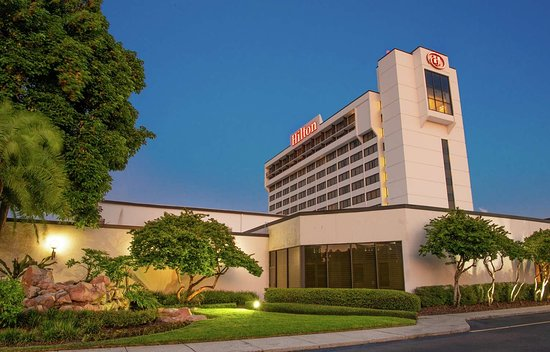 Hilton Tampa Airport Westshore Hotel