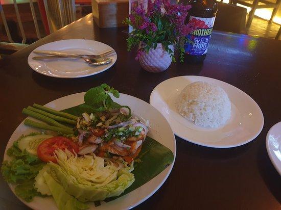 Comida típica thailandes