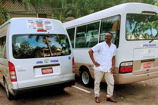 Godwin Tours Jamaica