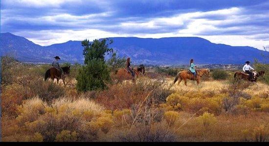 Wild Western Horseback Adventures