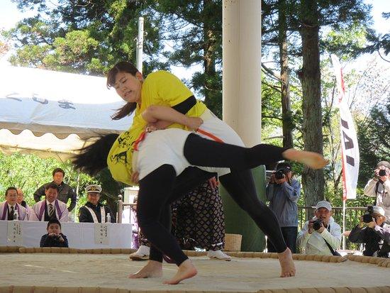 Fukushima Daijingu Shrine