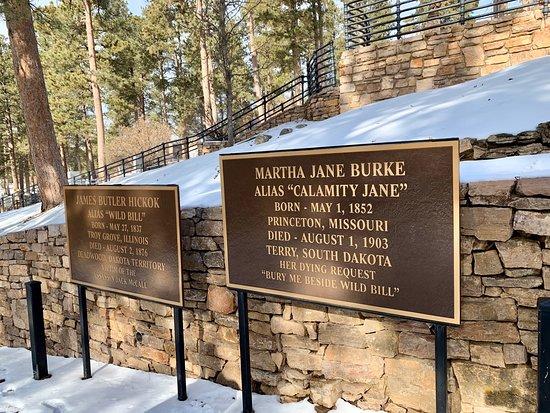 Mount Moriah Cemetery Deadwood Sd Address Phone