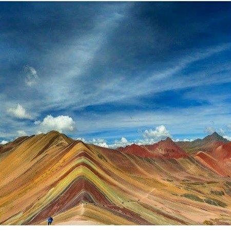 Pitumarca, Перу: Montaña de colores .. visita con nosotros la montaña de colores ,servicios todos los días