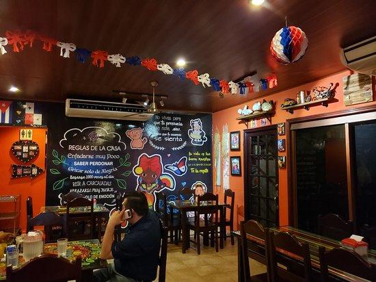 Restaurante Tropicalisimo: Restaurant Tropicalisimo