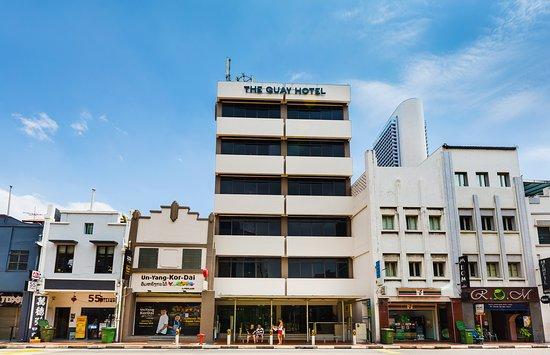 The Quay Hotel