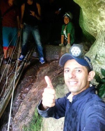 Timana, Colombia: Cuevas de Santa Clara, una experiencia Fascinante. #Tour