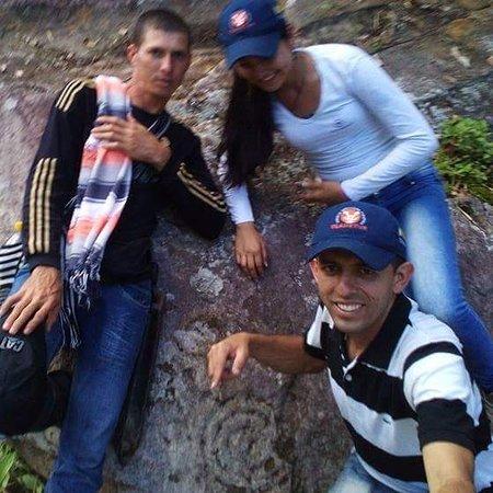 Timana, Colombia: Petroglifos