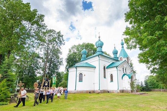 Cerkiew Wniebowstapienia Panskiego
