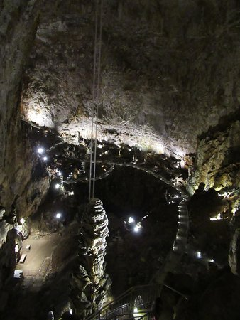 Provincia Terst, Taliansko: 25/02/2018 Borgo Grotta Gigante - Sgonico (TS)