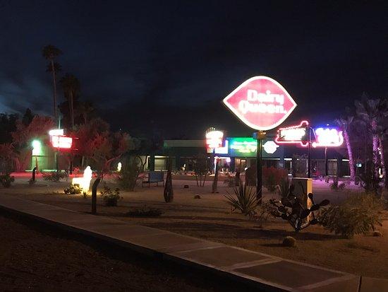 Casa Grande Neon Sign Park