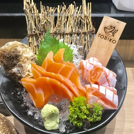 The best Japanese food in
