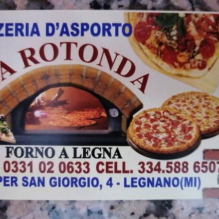San Giorgio su Legnano, Italia: Numero del pizzeria