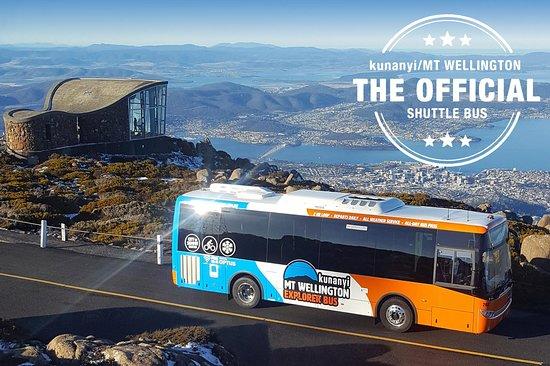 kunanyi/Mt Wellington Explorer Bus