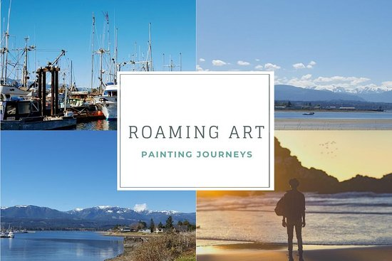 Roaming Art Painting Journeys