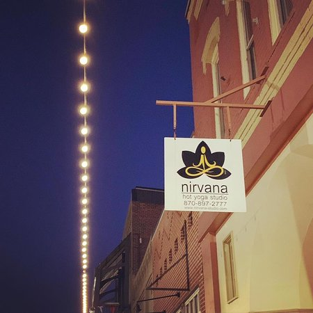 Nirvana Hot Yoga Studio