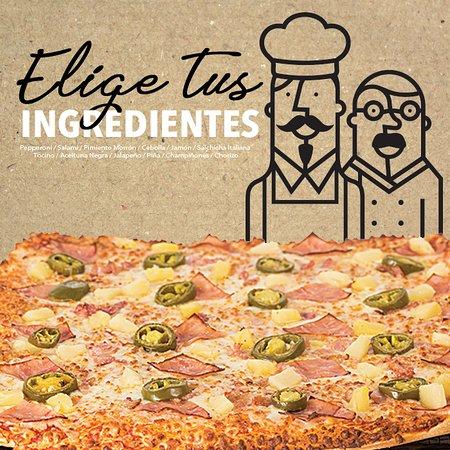 Pizza Bros Hawaiana Especial