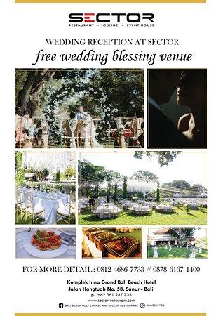 Wedding Blessing & Wedding Reception