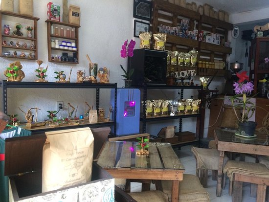 Café Finca el Campanario