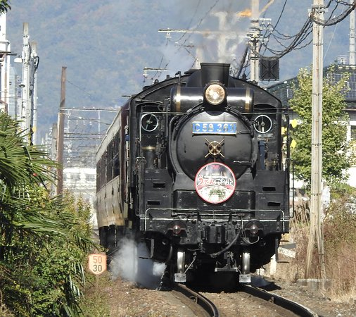 Chichibu Railway Sl Pleo Express