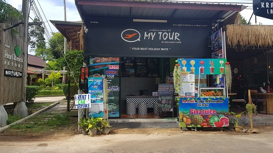 My Tour by koh-lanta-tours.com