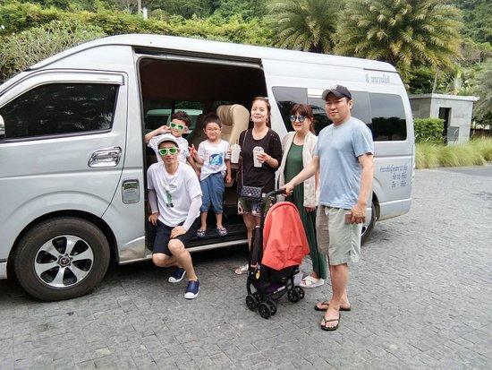 Natcha Taxi Phuket