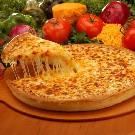Medicine Lodge, KS: pizza
