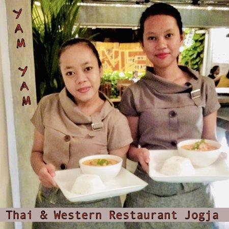 Authentic TomYam by Thai Chef at YAM YAM Thai & Western Restaurant Yogyakarta #foodpotography #instafood #kulinerjogja #jogjacarimakan #jogjafoodhunter #jogjacurinary #thebestintown #jogja24jam #prawirotaman #makanenakjogja #makanjogja #restaurantjogja #restaurantyogyakarta #thairestaurantjogja #thairestaurantyogyakarta #makananthailandjogja #yamyamrestaurantjogja #yamyamjogja #yamyamyogyakarta #thaifoodjogja #yogyakuliner #halaljogja