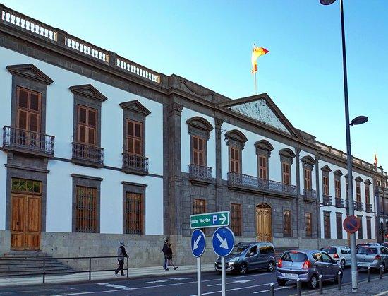 Palacio de Capitania General de Canarias
