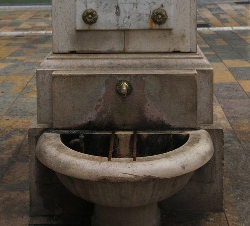 La fontaine du panier