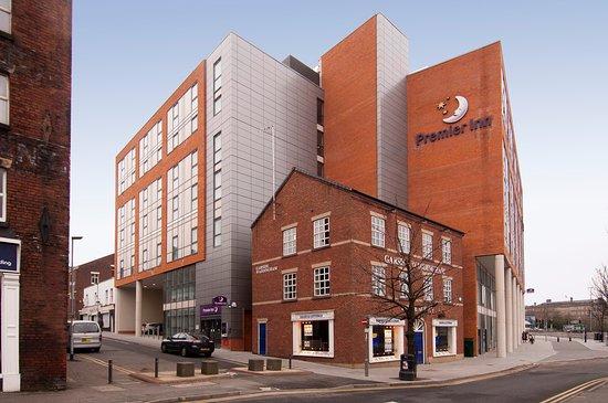 Premier Inn Preston Central Hotel