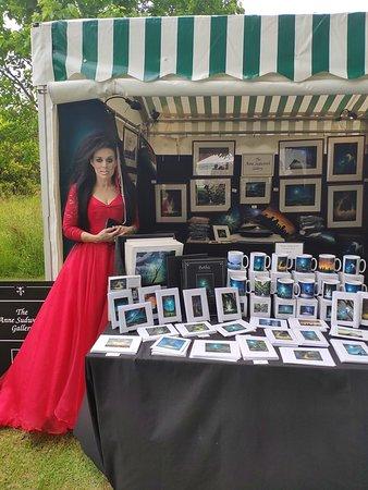 Anne Sudworth stall