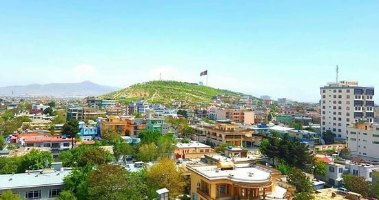 Kabul Province, Afganistán: Kabul the beautiful city.